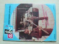 ABC 1-24 (1985-86) ročník XXX. (chybí čísla 1, 5, 7-9, 11, 14-16, 18, 21, 13 čísel)
