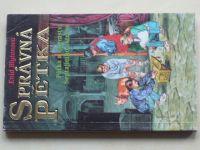 Blytonová - Správná pětka - Pětka a tajemství Šeptajícího ostrova (2000)