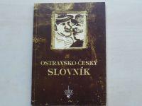 Ostravsko-český slovník (2005) Pavel Janeček