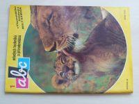 ABC 1-24 (1989-90) ročník XXXIV. (chybí čísla 5, 9, 13, 15-16, 23-24, 17 čísel)