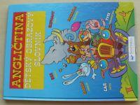 Angličtina - Dětský obrazový slovník (2001)