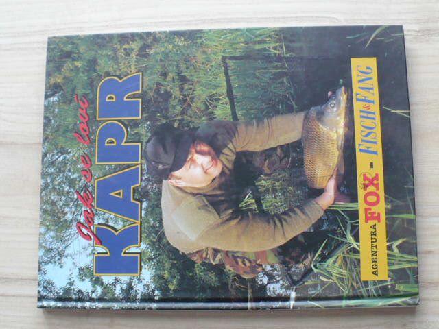 Jak se loví kapr (FOX 2000)