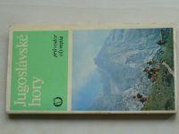 Jirásko, Leder, Lorenc - Průvodce Olympia - Jugoslávské hory (1987)