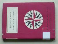 Světová četba sv. 278 - Fedin - Setkání s minulostí (1962)