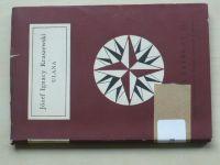 Světová četba sv. 311 - Kraszewski - Ulana (1963)