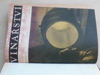 Vinařství 1-12 (1956) ročník XLIX. + 1-12 (1957) ročník L. + 1-12 (1958) ročník LI.