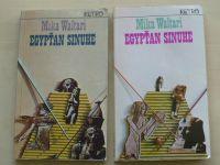 Waltari - Egypťan Sinuhe (1986) I. a II. díl, slovensky