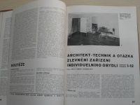 Architekt SIA - XXXI - 1932 - Časopis československých architektů SIA