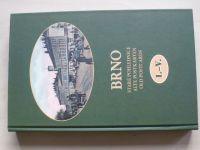 BRNO - Staré pohlednice I. - V.
