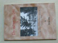 Dížka - Proměny století VII: - 146 historických a současných fotografií z Maloměřic a Obřan (2007)