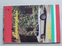 Stojan - Lamborghini - Auto Moto Archiv 1987