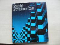 Vebr - Soudobá architektura ČSSR (1980)