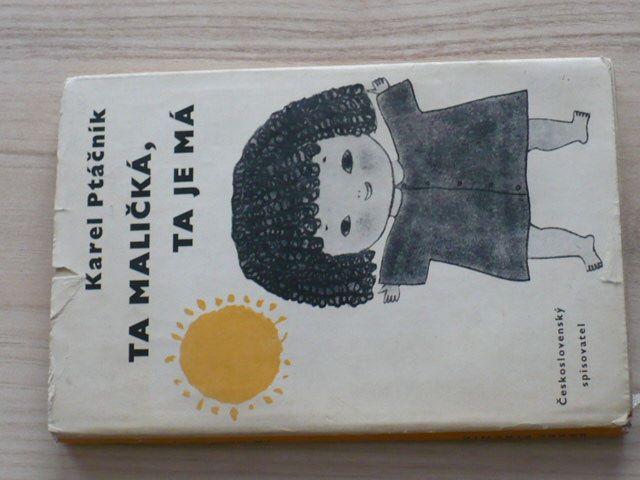 Ptáčník - Ta maličká, ta je má (1962) il. Mikulka