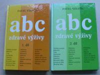 Stratil - ABC zdravé výživy I. a II. díl (1993)
