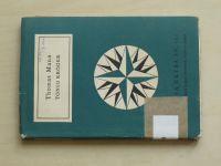 Světová četba sv. 191 - Mann - Tonio Kröger (1958)