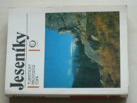 Turistický průvodce ČSFR - Jeseníky (1991) + mapa