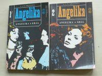 Golonovi - Angelika. Angelika a král I. II. (1992)