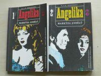 Golonovi - Angelika. Markýza andělů I. II. (1991)