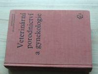 Kudláč, Elečko a kol. - Veterinární porodnictví a gynekologie (SZN 1977)
