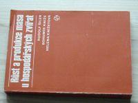 Šiler, Kníže, Knížetová - Růst a produkce masa u hospodářských zvířat (SZN 1980)