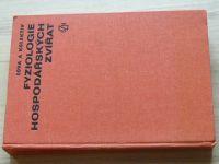 Sova a kol. - Fyziologie hospodářských zvířat (1981)