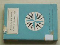 Světová četba sv. 279 - Preissová - Pláně a jiné povídky (1962)