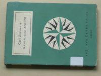 Světová četba sv. 423 - Zuckmayer - Masopustní zpověď (1971)