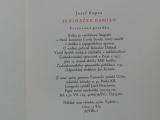 Josef Kopta - Jedináček Damian (1957) litografie a 3 kresby C. Bouda. podpis
