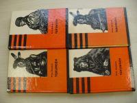 KOD 116 Steuben - Tekumseh I. - IV. (1971 - 1979) 4.knihy