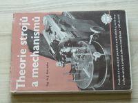 Nesvadba - Theorie strojů a mechanismů (1953)