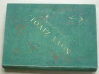 Nový život 1-12 (1899) ročník IV. (chybí číslo 12, 11 čísel)