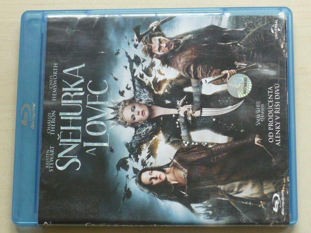 Sněhurka a lovec (2012) Blu-ray