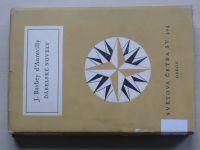 Světová četba sv. 404 - Barbey dˇAurevilly - Ďábelské novely (1969)