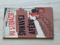 Wolanowski - Po stopách špinavej aféry (1956) slovensky, Tiso