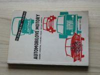 Lněnička, Chlad, Raboch - Automobilové motory (1972)