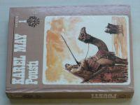 May - Ve stínu Padišáha 1-6 (1970-73) 6 knih