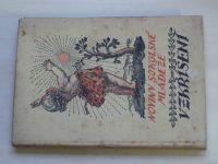 Noviny sokolské mládeže - Vzkříšení 1-12 (1934) ročník XX.