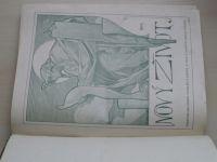 Nový život 1-12 (1903) ročník VIII.