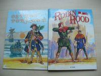 Bishop - Robin Hood; Ostrov pokladů (1993)
