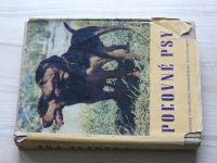 Slimák - Polovné psy (1957) slovensky, Lovečtí psi