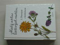 Thurzová - Malý atlas liečivých rastlín (1983) slovensky