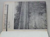 Český včelař 1-6 (1942) ročník LXXVI. + Českomoravský včelař 1-6 (1942) ročník LXXVI. + Včelař