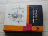 Mravec - Elektrické stroje a prístroje I. (1978) slovensky