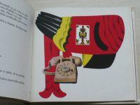 Hofman - Hodina modrých slonů (1969) il. Pacovská