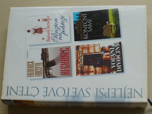Nejlepší světové čtení - Forsyth-Afghánec, Gertlerová - Penzion na pobřeží, Grieve - Volání divočiny