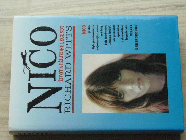 Witts - Nico - Život a lži jedné legendy - Velvet Underground (1994)
