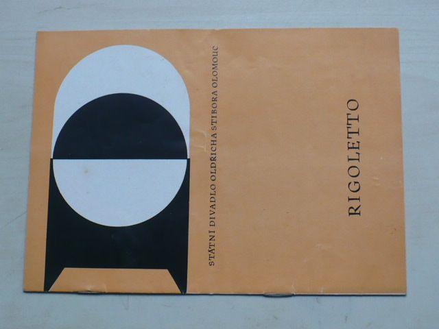 57. sezóna - Rigoletto (1977)