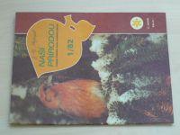 Naší přírodou 1-12 (1982) ročník II.