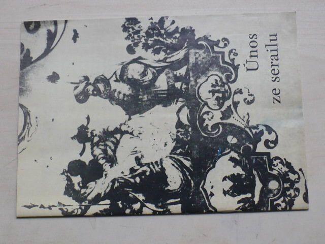 Program č. 10 - Únos ze serailu (1983-84)