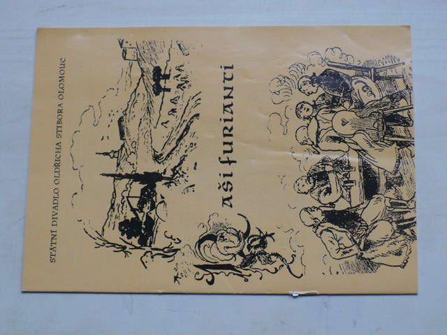 Program č. 15 - Naši furianti (1980-81)